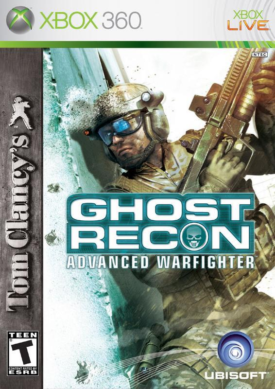 Tom Clancys Ghost Recon Advanced Warfighter - Xbox 360