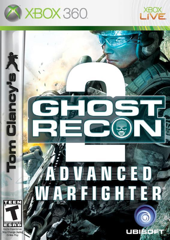 Tom Clancys Ghost Recon Advanced Warfighter 2 - Xbox 360