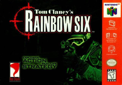 Tom Clancys Rainbow Six - Nintendo 64