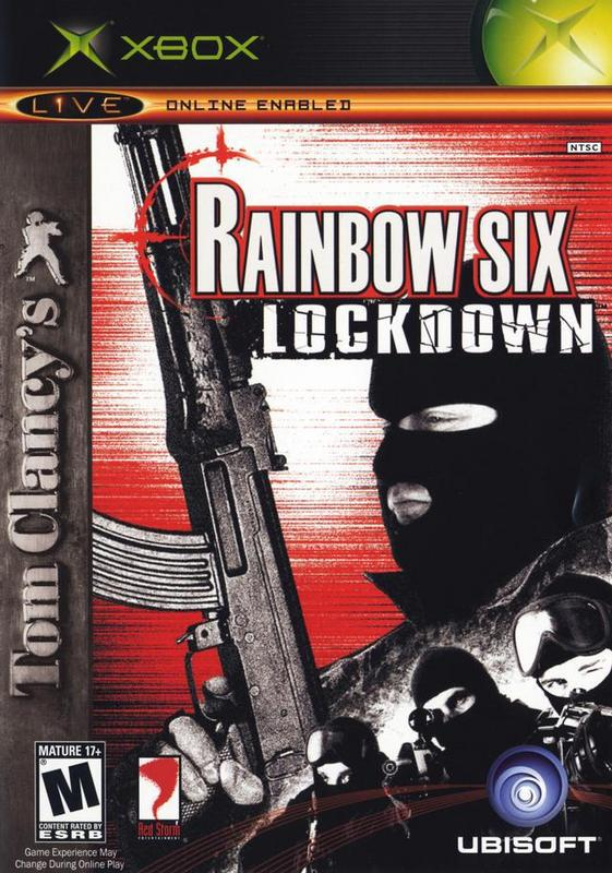 Tom Clancys Rainbow Six Lockdown - Xbox