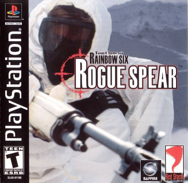 Tom Clancys Rainbow Six Rogue Spear - PlayStation 1