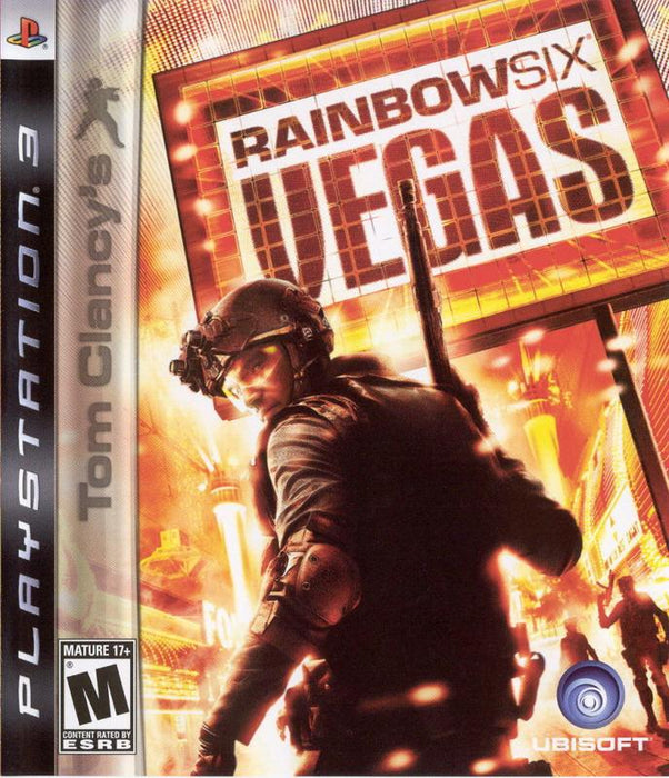 Tom Clancys Rainbow Six Vegas - PlayStation 3
