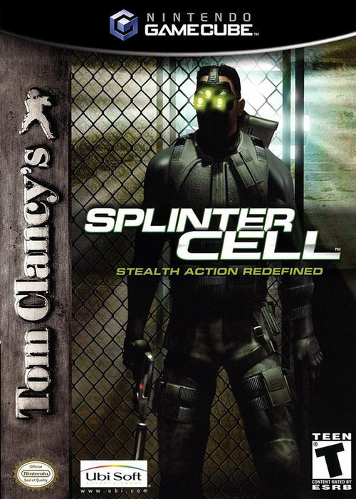 Tom Clancys Splinter Cell - Gamecube