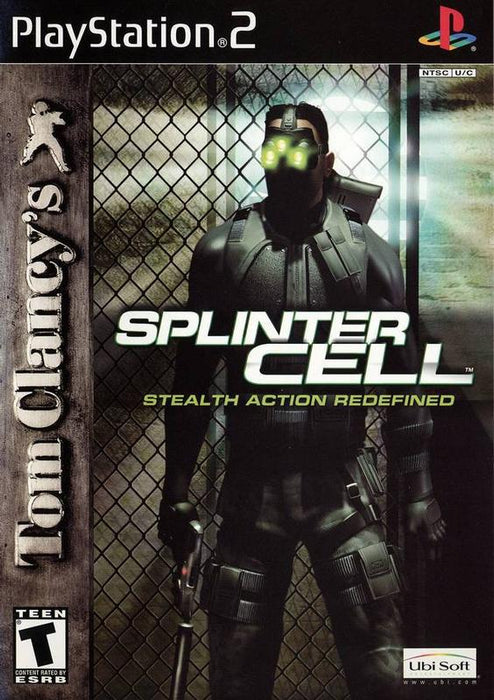 Tom Clancys Splinter Cell - PlayStation 2