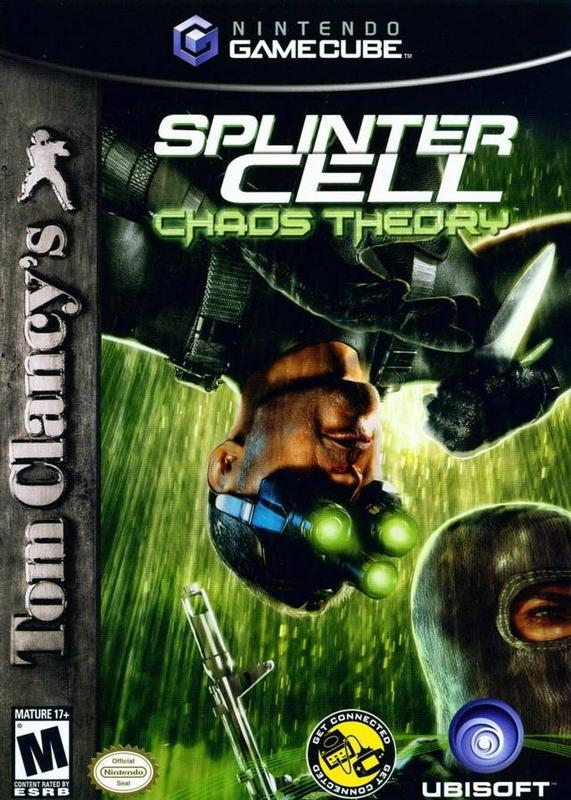 Tom Clancys Splinter Cell Chaos Theory - Gamecube