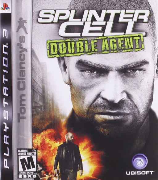 Tom Clancys Splinter Cell Double Agent - PlayStation 3