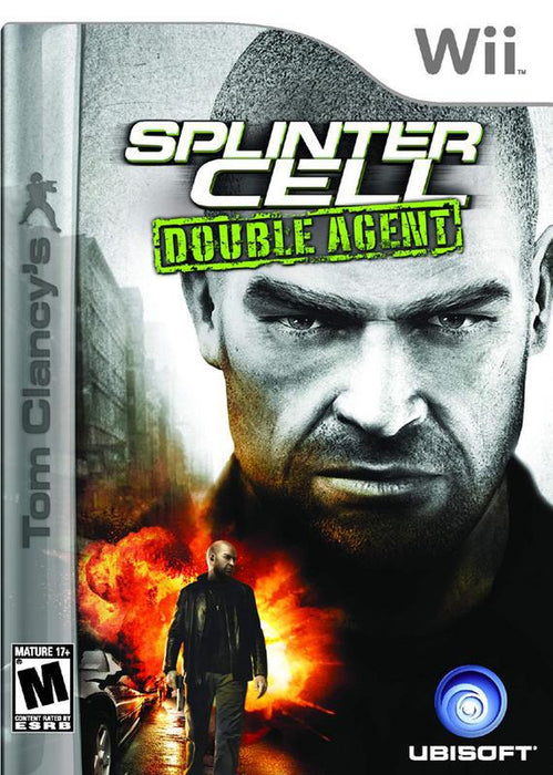 Tom Clancys Splinter Cell Double Agent - Wii