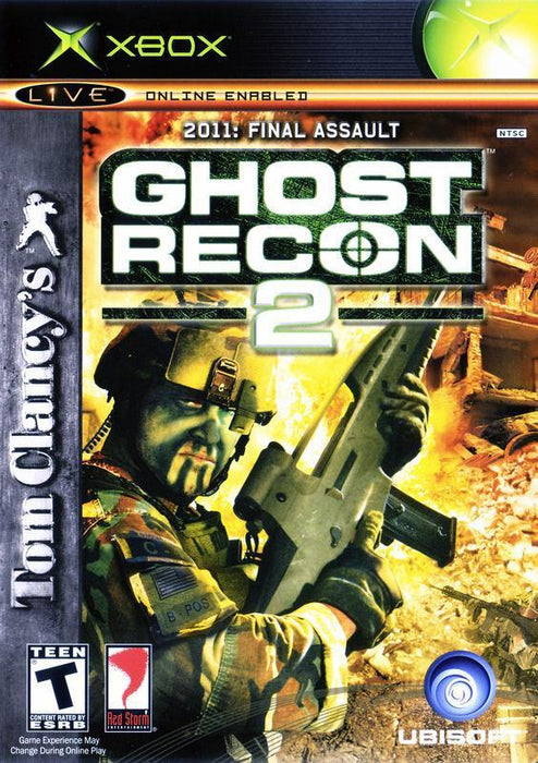 Tom Clancys Ghost Recon 2 - Xbox