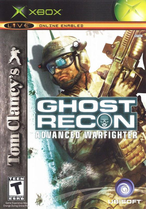 Tom Clancys Ghost Recon Advanced Warfighter - Xbox