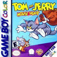 Tom and Jerry Mouse Hunt - Game Boy Color