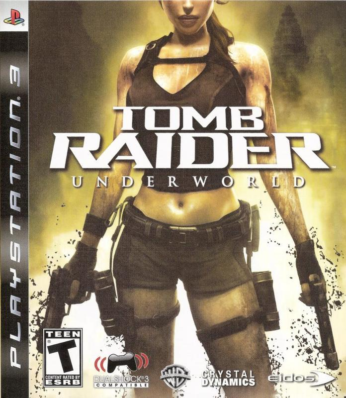 Tomb Raider Underworld - PlayStation 3