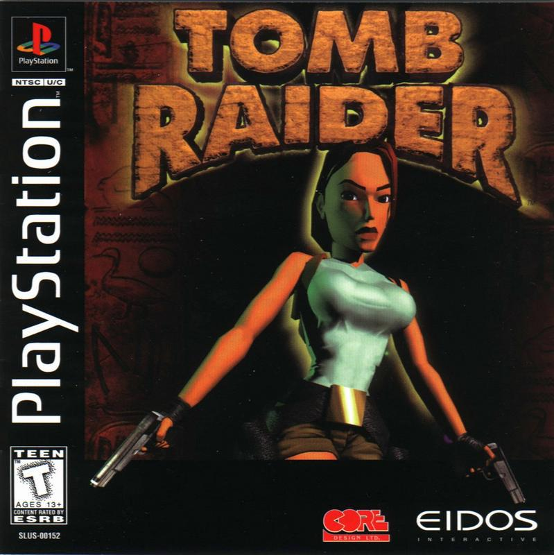 Tomb Raider - PlayStation 1