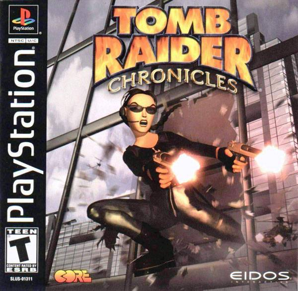 Tomb Raider Chronicles - PlayStation 1