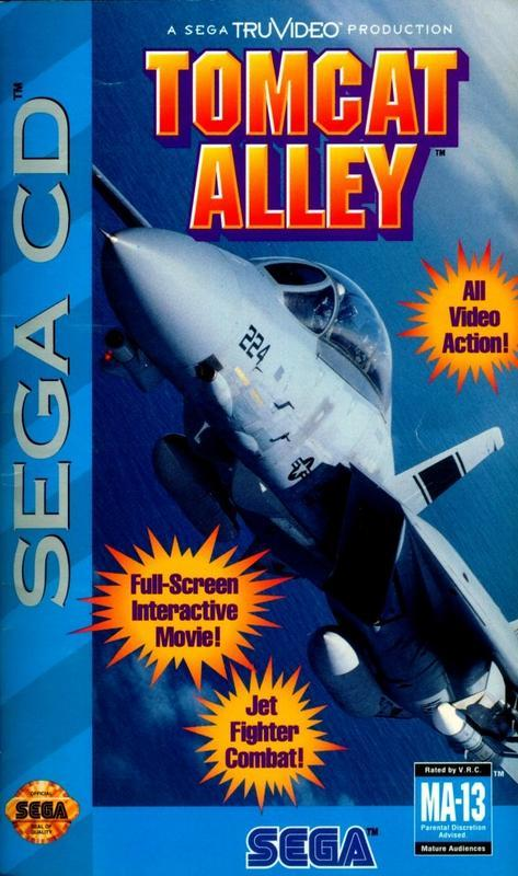 Tomcat Alley - Sega CD