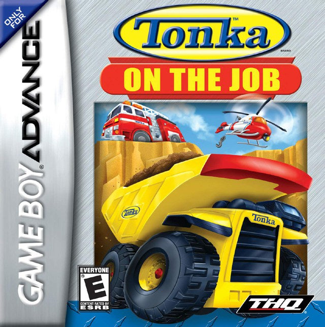 Tonka On The Job - Game Boy Advance