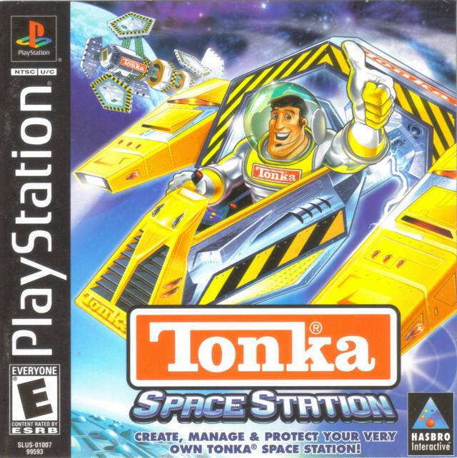 Tonka Space Station - PlayStation 1