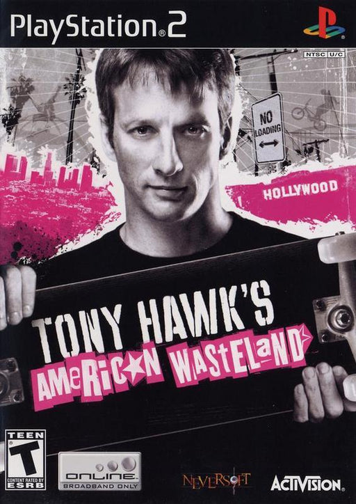 Tony Hawks American Wasteland - PlayStation 2