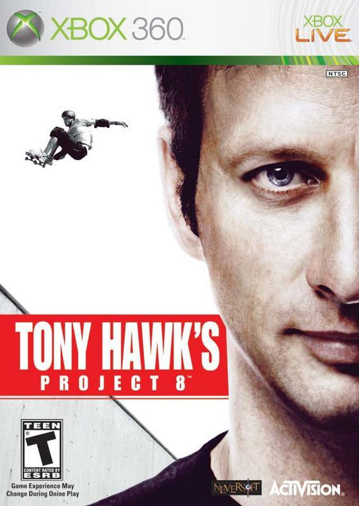 Tony Hawks Project 8 - Xbox 360