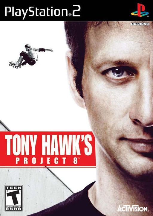 Tony Hawks Project 8 - PlayStation 2