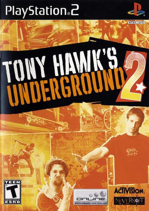 Tony Hawks Underground 2 - PlayStation 2