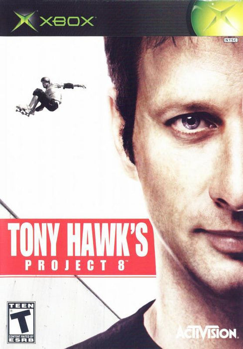 Tony Hawks Project 8 - Xbox