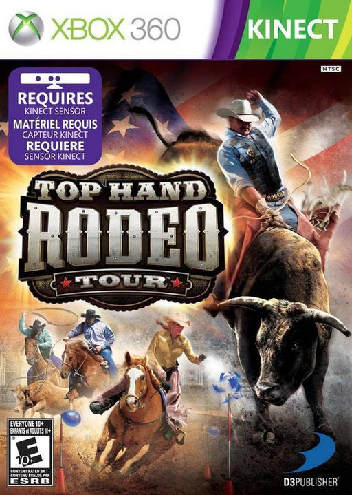 Top Hand Rodeo Tour - Xbox 360