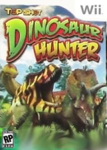 Top Shot Dinosaur Hunter - Wii