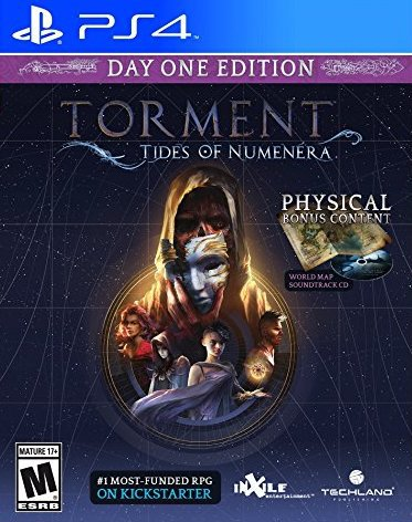 Torment Tides of Numenera - PlayStation 4