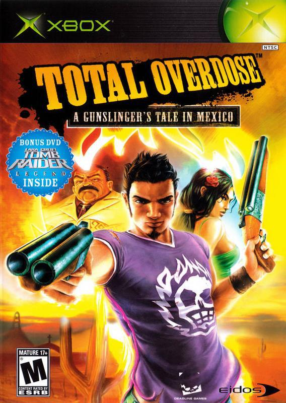 Total Overdose A Gunslingers Tale in Mexico - Xbox