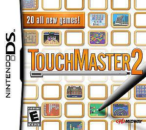 TouchMaster 2 - Nintendo DS
