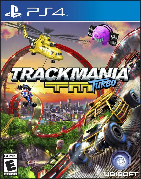 Trackmania Turbo - PlayStation 4