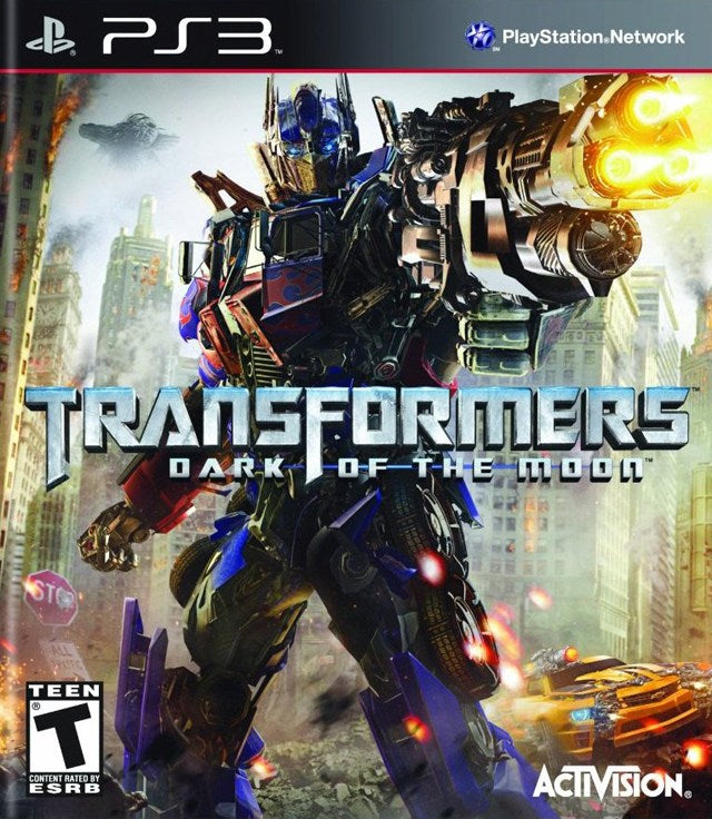 Transformers Dark of the Moon - PlayStation 3