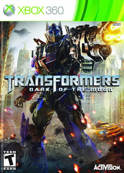 Transformers Dark of the Moon - Xbox 360