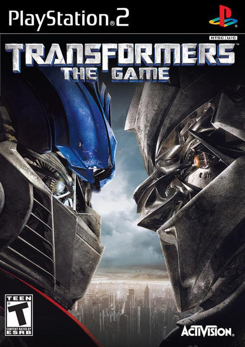 Transformers The Game - PlayStation 2