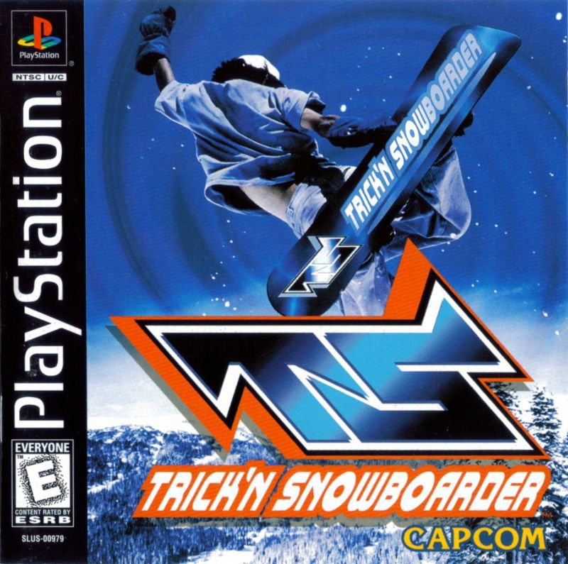 Trickn Snowboarder - PlayStation 1