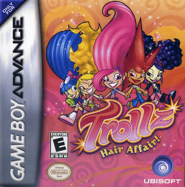 Trollz Hair Affair! - Game Boy Advance