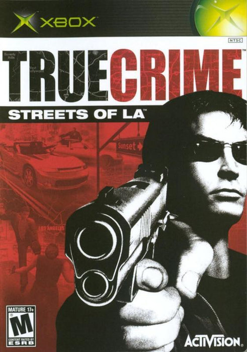 True Crime Streets of LA - Xbox