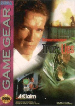 True Lies - Sega Game Gear