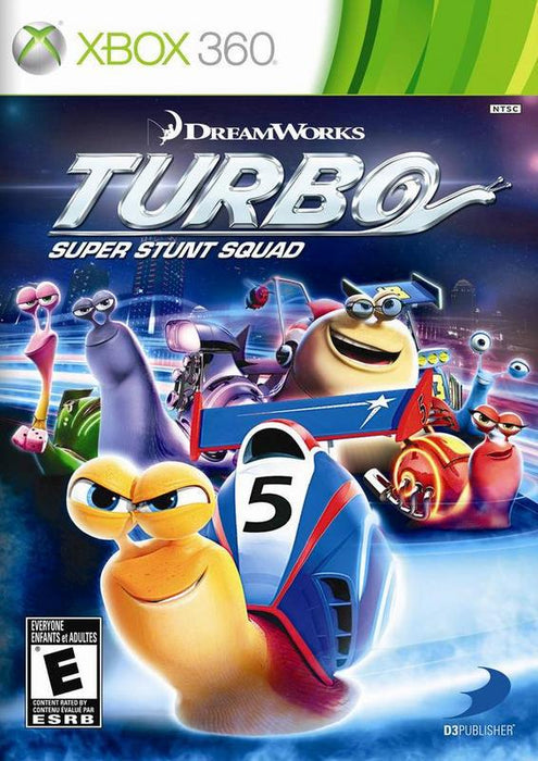 Turbo Super Stunt Squad - Xbox 360