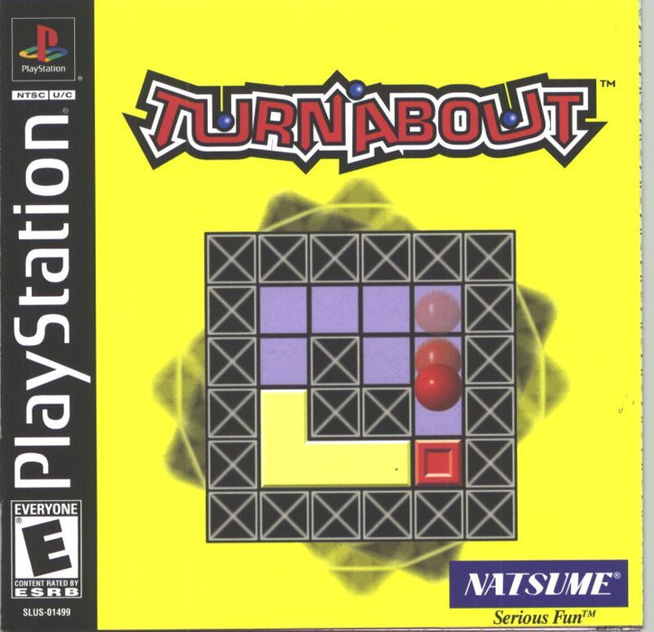Turnabout - PlayStation 1