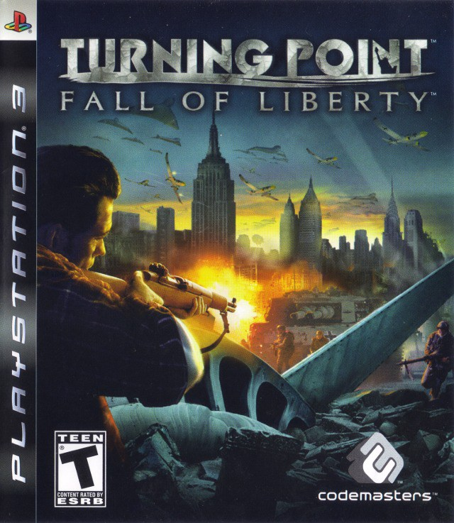 Turning Point Fall of Liberty - PlayStation 3