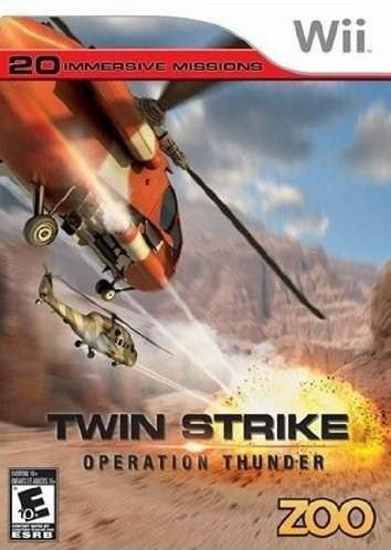 Twin Strike Operation Thunder - Wii