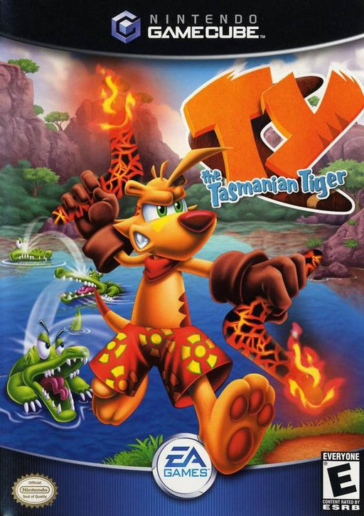 Ty the Tasmanian Tiger - Gamecube