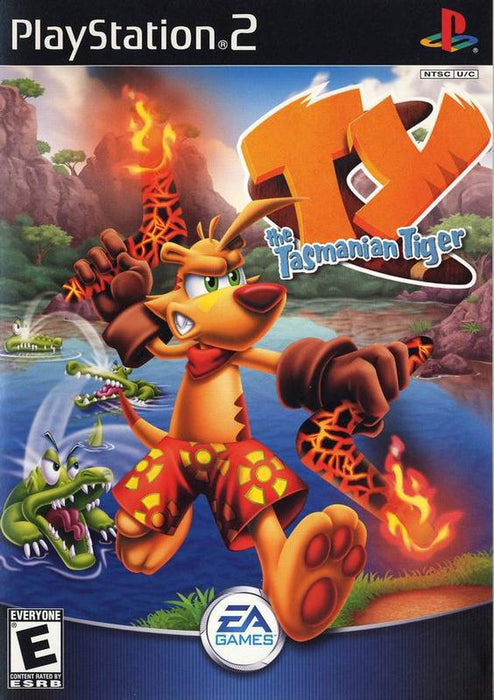 Ty the Tasmanian Tiger - PlayStation 2