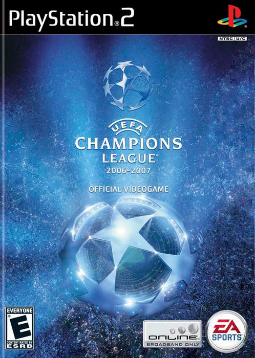 UEFA Champions League 2006–2007 - PlayStation 2