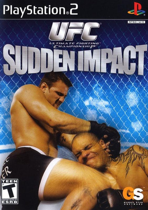 UFC Sudden Impact - PlayStation 2