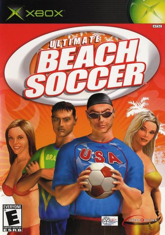Ultimate Beach Soccer - Xbox
