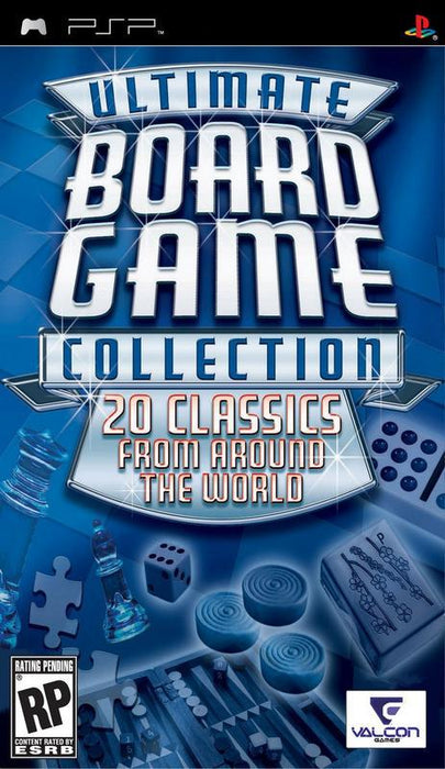 Ultimate Board Game Collection - PlayStation Portable