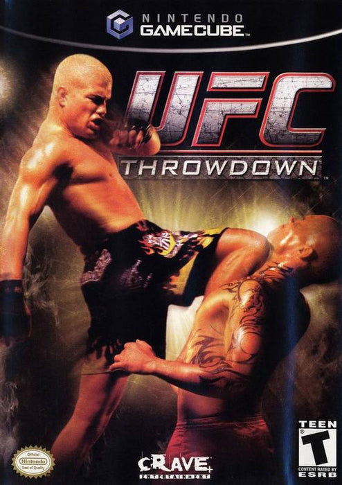 UFC Ultimate Fighting Championship Throwdown - Gamecube
