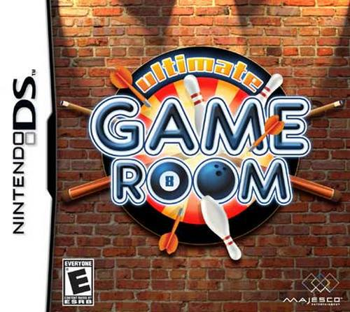 Ultimate Game Room - Nintendo DS
